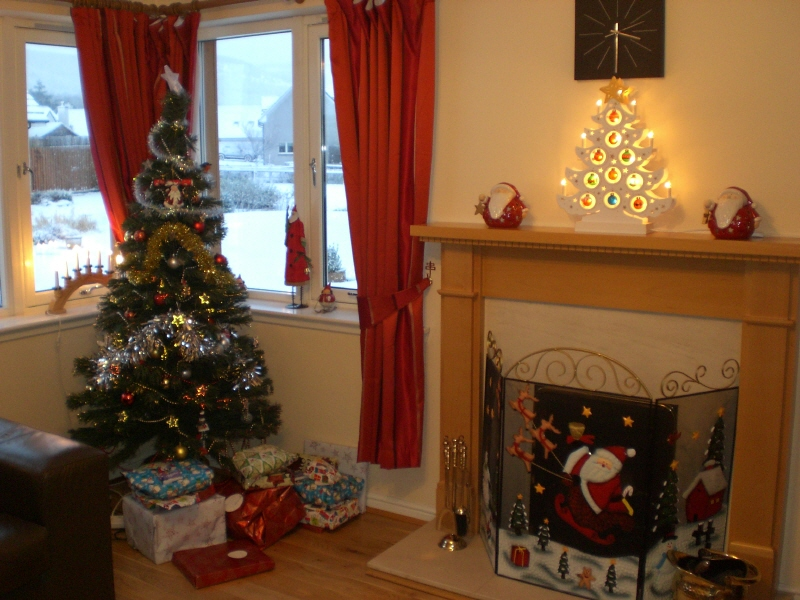 Aviemore Holiday Home. Christmas and New Year at the heart ...